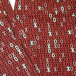3/$25 Lularoe xoxo Valentine's TC leggings EUC